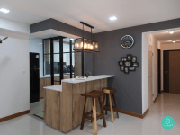 Space-enhancing hacks for small homes: the open kitchen ...