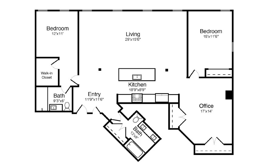 99.co guides: How to read your property's floor plan