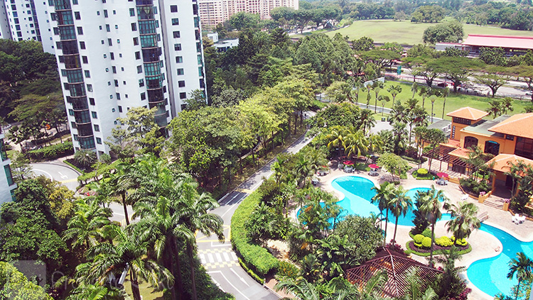 Rental units around the Jurong Lake District for $3k (or less) per month - 99.co