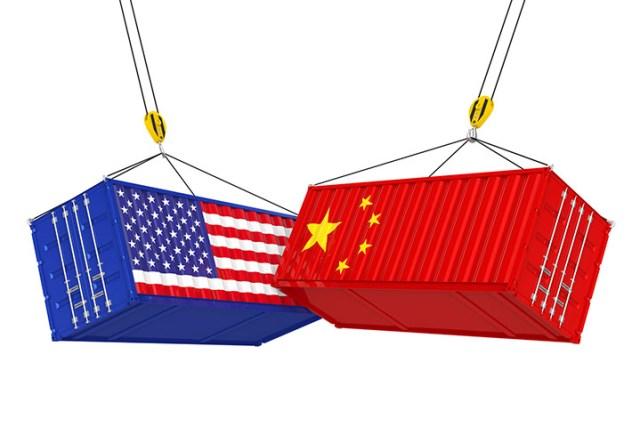 Singapore property market trade war