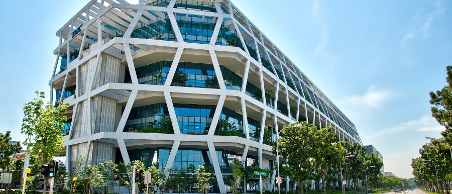 Changi Business Park A Vibrant Ecosystem Designed For
