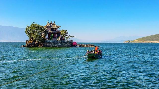 云南省大理10個主要景點景觀景區。你去過幾個?還有哪些? - 9900 旅遊頻道
