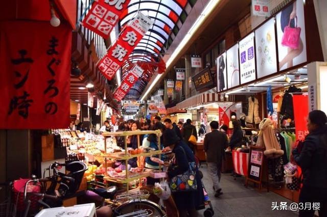 「大阪・美食攻略」黑門市場海鮮篇 - 9900 旅遊頻道
