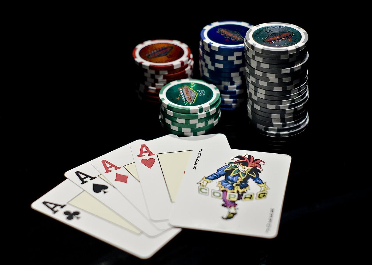 遊戲天堂-撲克遊戲