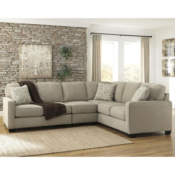 Comfortable Ashley Sectional Sofa Ideas For Living Room 06