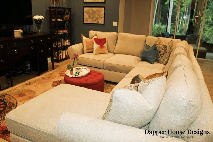 Comfortable Ashley Sectional Sofa Ideas For Living Room 28