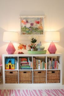 Creative Toy Storage Ideas for Small Spaces 46