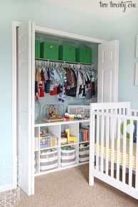 Creative Toy Storage Ideas for Small Spaces 69