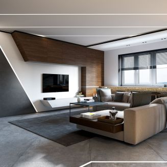 Incredibly Minimalist Contemporary Living Room Design Ideas 76