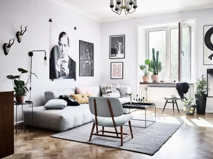 Incredibly Minimalist Contemporary Living Room Design Ideas 86