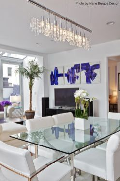 Inspiring Contemporary Style Decor Ideas For Dining Room 18