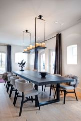 Inspiring Contemporary Style Decor Ideas For Dining Room 29