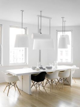 Inspiring Contemporary Style Decor Ideas For Dining Room 72