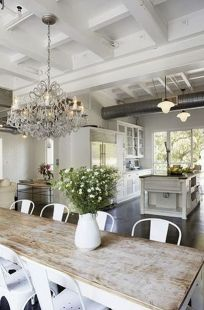 Inspiring Contemporary Style Decor Ideas For Dining Room 74