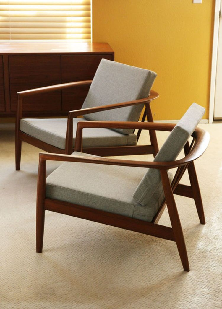 Modern Mid Century Lounge Chairs Ideas For Your Home 27