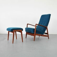 Modern Mid Century Lounge Chairs Ideas For Your Home 80