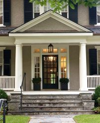 Modern Trends Farmhouse Exterior Paint Colors Ideas 2017 02