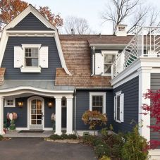 Modern Trends Farmhouse Exterior Paint Colors Ideas 2017 37