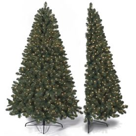 Space Saving Christmas Tree Ideas Suitable For Small Rooms 58