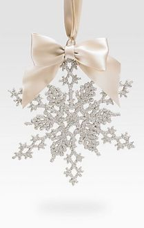 Elegant White Vintage Christmas Decoration Ideas 93