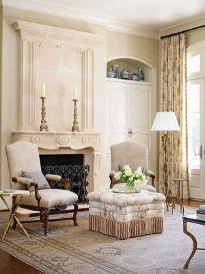 Incredible And Stunning French Home Decoration Ideas 42