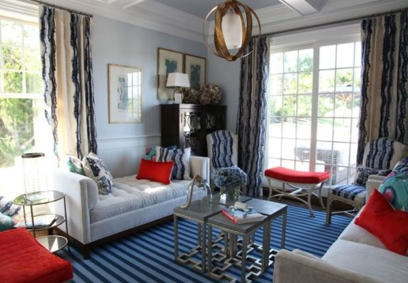 Inspiring Living Room Decoration Ideas With Carpet 23