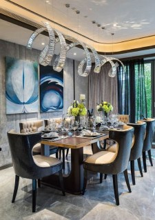 Inspiring Modern Dining Room Design Ideas 02