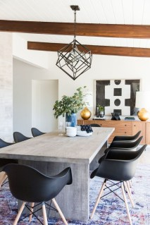 Inspiring Modern Dining Room Design Ideas 04