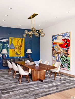 Inspiring Modern Dining Room Design Ideas 16