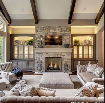 Modern And Elegant Living Room Design Ideas For Small Space 49