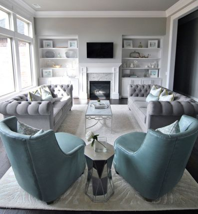 Totally Brilliant Living Room Furniture Arrangements Ideas 58
