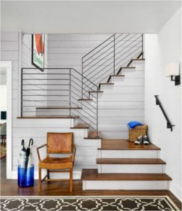 Totally Inspiring Residential Staircase Design Ideas You Can Apply For Your Home 05