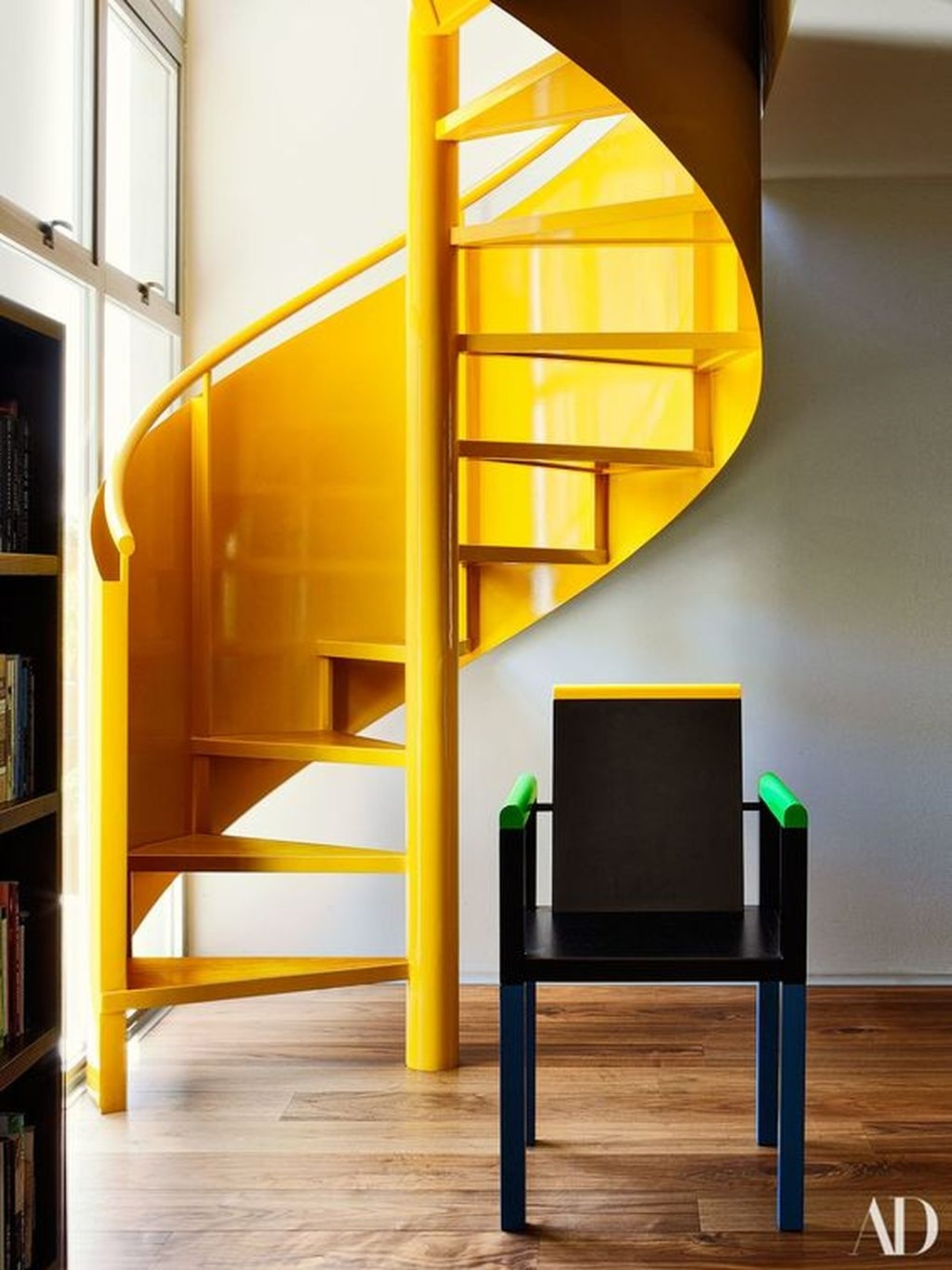 Totally Inspiring Residential Staircase Design Ideas You Can Apply For Your Home 39