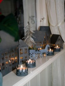Brilliant Christmas Decoration Ideas For Small House 52