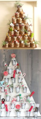 Brilliant And Inspiring Recycled Christmas Tree Decoration Ideas 43