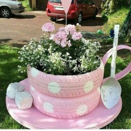 Cute Flower Garden Ideas27