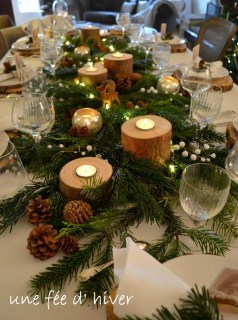 Elegant Christmas Table Decoration Ideas01
