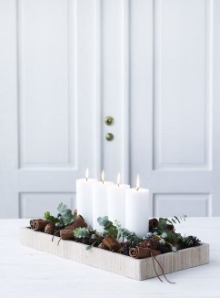 Elegant Christmas Table Decoration Ideas10