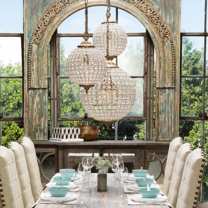 Exquisite Moroccan Dining Room Decoration Ideas14