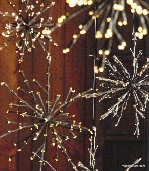 Gergerous Indoor Decoration Ideas With Christmas Lights37