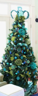 Unique But Inspiring Christmas Tree Toppers Decoration Ideas 01