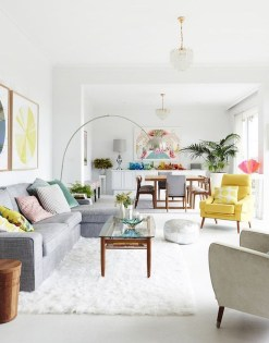 Bright And Colorful Living Room Design Ideas11