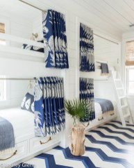 Cool And Functional Built In Bunk Beds Ideas For Kids02