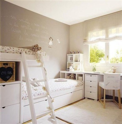 Cool And Functional Built In Bunk Beds Ideas For Kids08