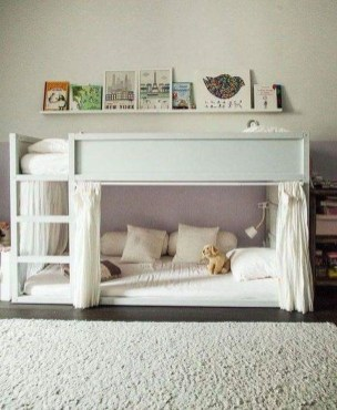 Cool And Functional Built In Bunk Beds Ideas For Kids40