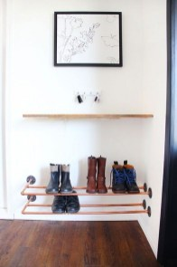 Creative Diy Industrial Shoe Rack Ideas 37
