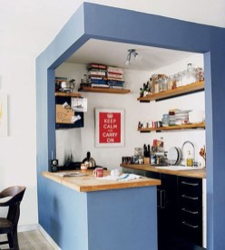 Creative Small Kitchen Design Ideas21