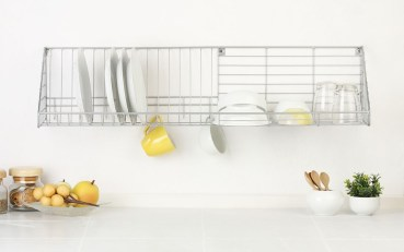 Small And Creative Dish Racks And Drainers Ideas11