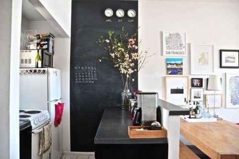 Totally Cool Tiny Apartment Loft Space Ideas 29