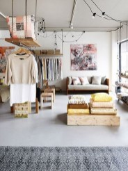 Totally Cool Tiny Apartment Loft Space Ideas 52